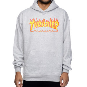 Thrasher-Flame-Logo-Grey-Hoodie-_270323-front