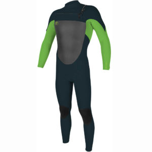 ONeill Youth Original 43mm Chest Zip Wetsuit DUSTY BLUE-BLACK 5018
