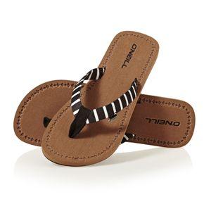 o-neill-flip-flops-o-neill-fw-woven-strap-flip-flops-black-aop-pink