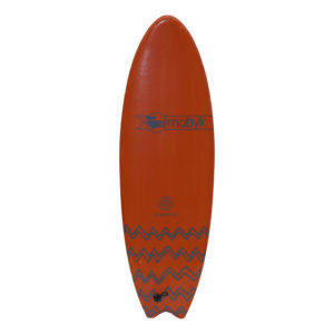 Mobyk Quad Softboard Drop In surfshop Ferrol 3