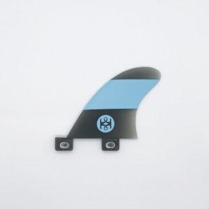 koalition fins twin centre stab dual tab drop in surfshop galicia ferrol
