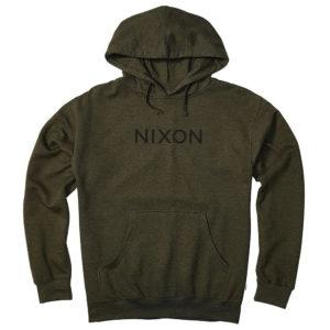 nixon wordmark pullower drop in surfshop